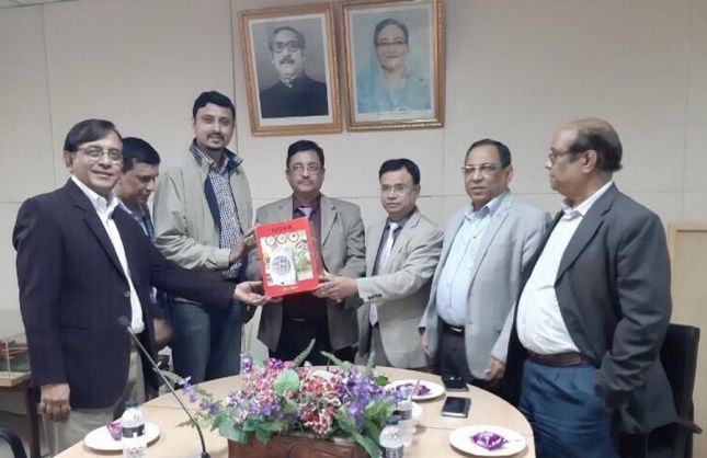 11 hitter fan donated to dhaka shishu hospital in jan 27